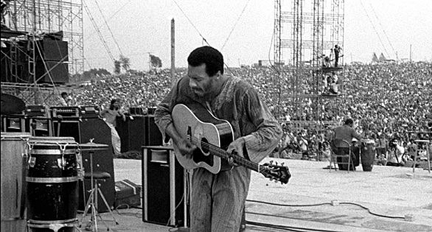 Richie Havens - 'Freedom' (from Woodstock)