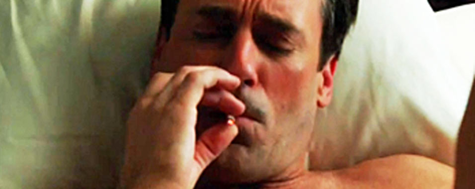 'Mad Men' Season 6: Smells Like Reefer