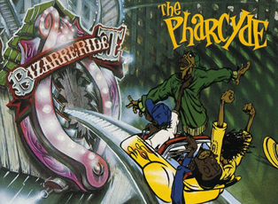 Hip-Hop Classic: The Pharcyde's 'Bizarre Ride II The Pharcyde'