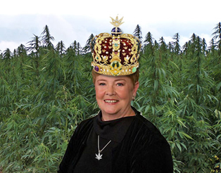 Sharon Foster: Washington State's Weed Queen
