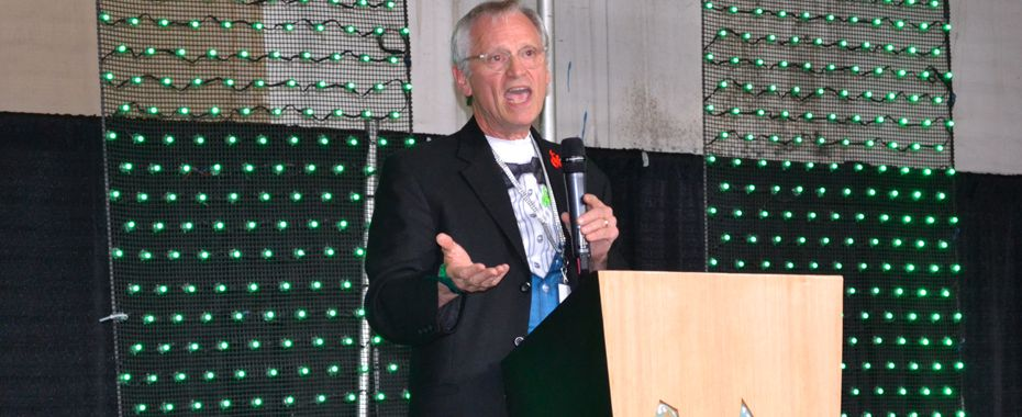 Oregon Rep. Blumenauer Attends Portland Cultivation Classic