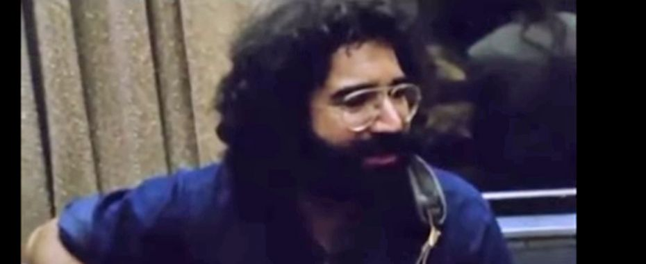 Jerry Garcia Solo Acoustic 'High Time'