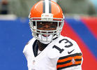 Browns Receiver Suspended for Cough Syrup