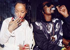 Double Blunted: Rihanna and Snoop Dogg