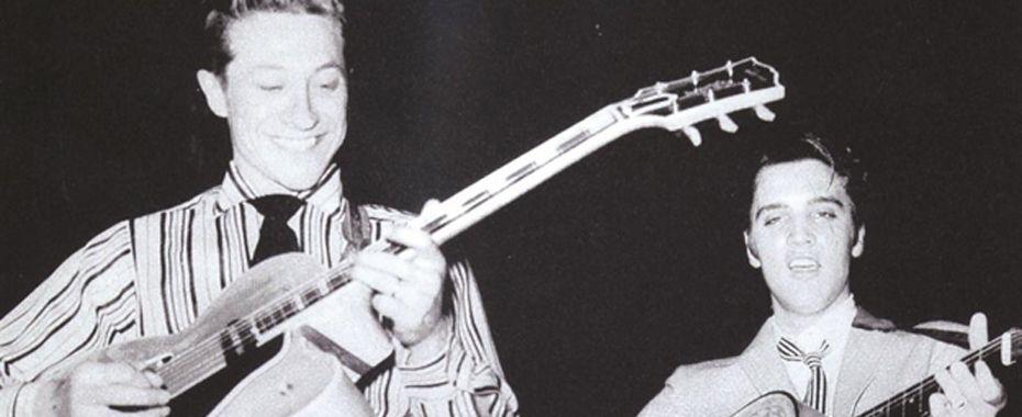 Pop and Rock Star Deaths in 2016 – RIP Elvis Presley's Guitarist, Scotty Moore