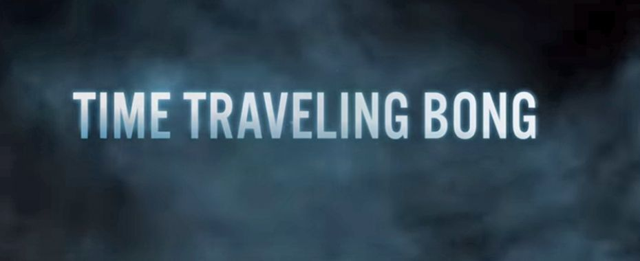 'Time Traveling Bong' 420 Special to Air on Comedy Central