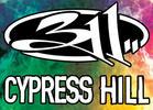 Unity Tour Dates: 311 & Cypress Hill