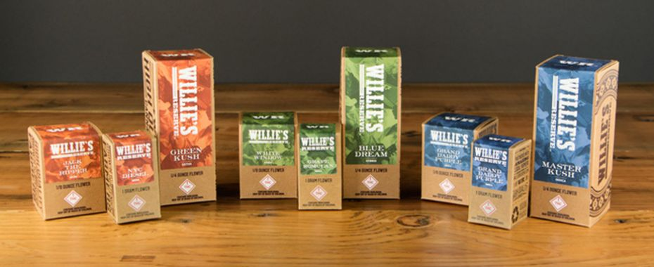 Willie's Reserve Rolling Into Colorado and Washington