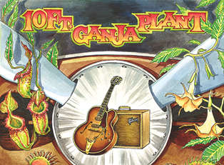 Review: 10 Ft. Ganja Plant's '10 Deadly Shots, Vol. III'