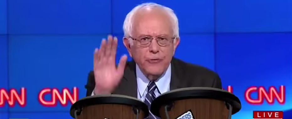 Sanders on Bongos: 'Bern One Down'