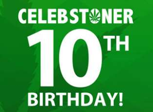 On Our 10th Birthday: The Story of CelebStoner