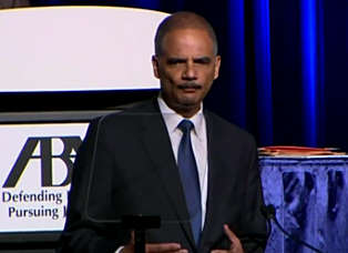 Holder's Promise: Drug Sentencing Will Change