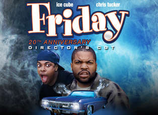 'Friday' to Celebrate 20th Anniversary with 4/20 Screenings