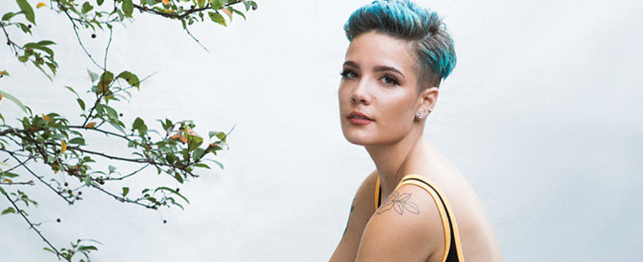 Halsey: 'High on Legal Marijuana'