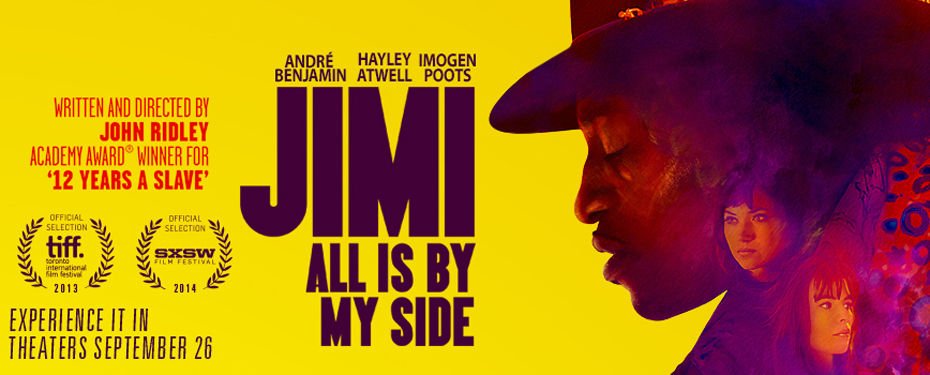 Review: Andre Benjamin in 'Jimi: All Is By My Side'