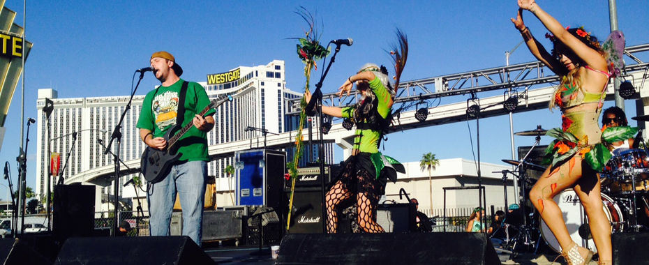 Hempfest Lights Up Las Vegas