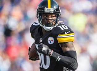 NFL Suspends Steelers Star Receiver for One Year
