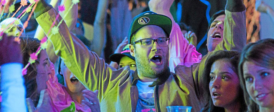 CelebStoner of the Year: Seth Rogen