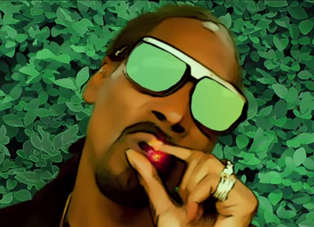 Snoop Dogg - 'California Roll'