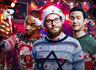Stoner Movie Review: Seth Rogen in 'The Night Before'