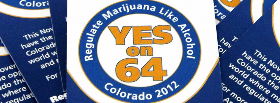 Washington & Colorado Legalize It