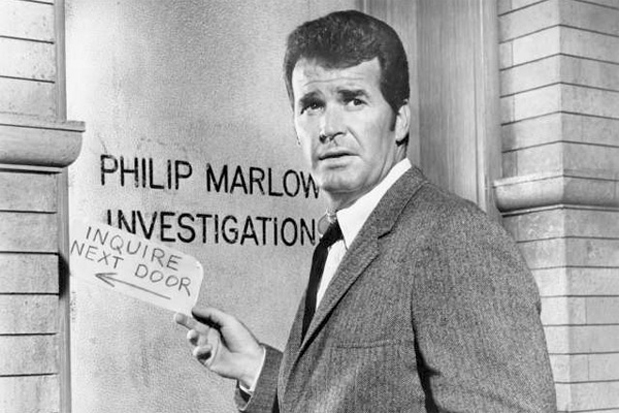 Actor James Garner, who passed away yesterday in California at 86, was