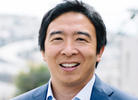 Andrew Yang: 'Marijuana Should Be Legal Nationwide'