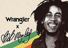 Wrangler Releases Bob Marley-Style Denin Jacket