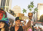 Pot Parade: Brazilians March in Sao Paulo