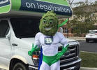 Buddie the Marijuana Mascot Irks Ohioans and Activists