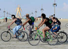 Woman Dies at Burning Man