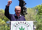Chuck Schumer, Tish James, Other Elected Officials and Activists Celebrate Legalization at NYC Cannabis Parade & Rally