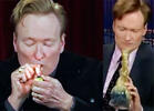 Conan O'Brien and Cannabis: Late-Night Talk Show Host Goes Out With a Joint