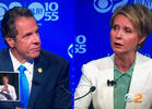 Cynthia Nixon KOs Cuomo on Pot in Gov Debate