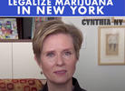Cynthia Nixon: 'I've Only Smoked Pot Twice in My Life'