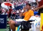 Tennis Star Djokovic: 'Somebody's Getting High'