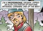 Rocky Mountain High: 'Doonesbury' in Colorado