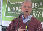 Rep. Blumenauer Speaks at Portland Pot Rally