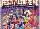 Tenacious D Meet Cheech & Chong at Festival Supreme