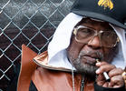 George Clinton Vapes in Brooklyn with the Soul Clap Crew