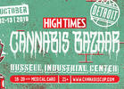 High Times Cannabis Bazaar Detroit