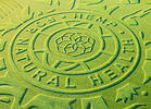 Massive Hemp Crop Circle Created in Colorado