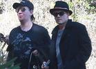 Johnny Depp: On the Marijuana Pipe