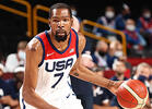 Kevin Durant Achieves New High at 2021 Summer Games