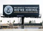 California Cannabis Billboard Ban a Bummer for Businesses