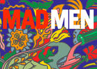 AMC Unveils Psychedelic 'Mad Men' Poster