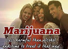 Marijuana Is Safer MPP Ad