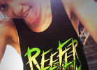 Miley Has Reefer Fever