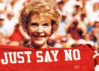 'Just Say No' Nancy Reagan: Death of a Drug Warrior