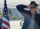 Neil Young Finally Becomes U.S. Citizen, Despite His Marijuana Use